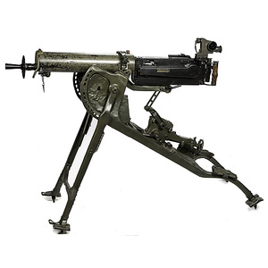 **WWI German MG 08