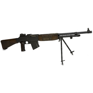 **Carl Gustafs Model 1921/1924 Browning Automatic Rifle