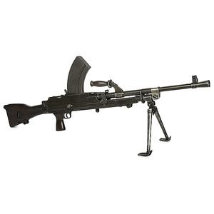 **British MKII Bren Gun
