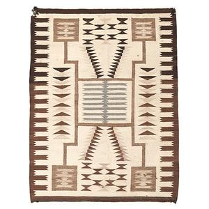 Navajo Storm Pattern Weaving