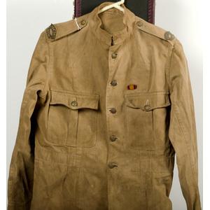 British Boer War Colonial Tunic,