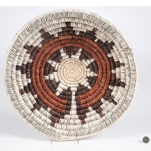 Navajo Wedding Basket From the Collection of Dr. Kent and Karen Vickery, Colorado