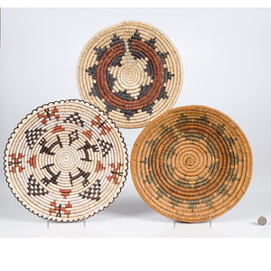 Navajo Figural and Wedding Baskets From the Collection of Dr. Kent and Karen Vickery, Colorado