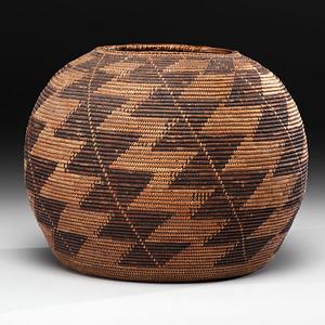Globular Basket