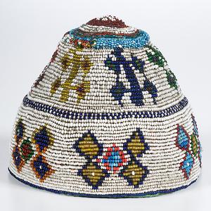 Siberian Beaded Cap