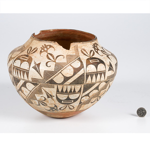 Acoma Jar From the Collection of Dr. Kent and Karen Vickery, Colorado