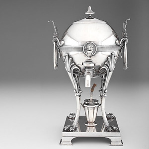 Gorham Classical-Style Silver Urn