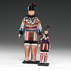 Greenland Eskimo Dolls