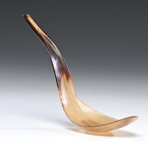 Northwest Coast Horn Spoon