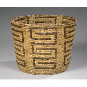 Tohono O'odham Basket,