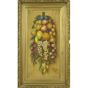 Still Life of Fruit by Koeppe,