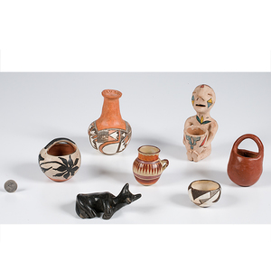 Southwestern Pottery Collection