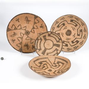 Tohono O'odham/ Pima Baskets