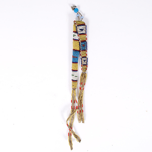 Sioux Beaded Hide Awl Case