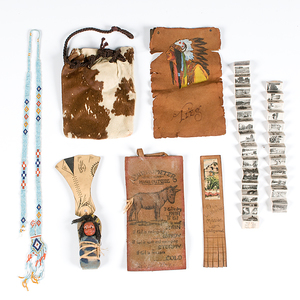 Indian Tourists Objects Plus