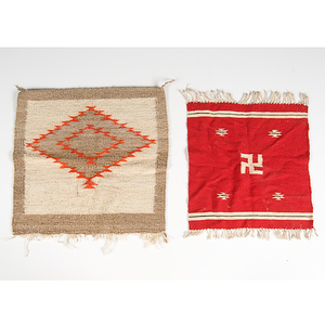 Navajo and Chimayo Weavings
