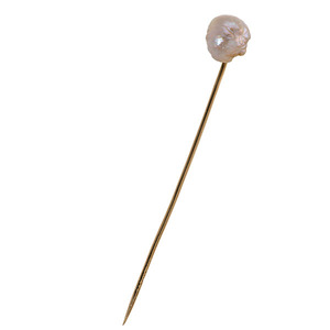 Tiffany & Co. Baroque Pearl Pin