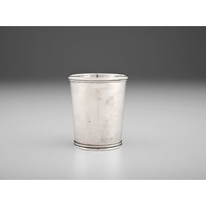 Kentucky Coin Silver Julep Cup by H. Hudson