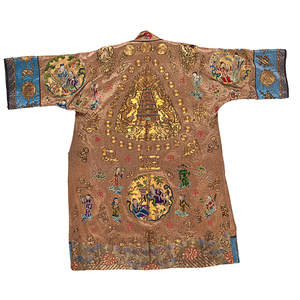 Chinese Ceremonial Priest Robe