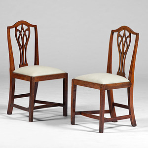 Virginia Chippendale Side Chairs