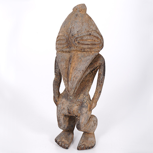 Lower Sepik River Male Figure