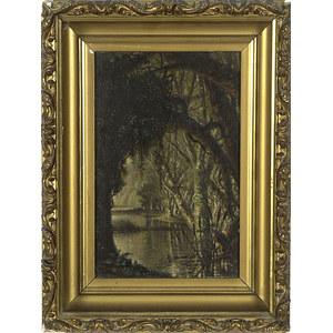 Fine Louisiana Landscape by John Antrobus,