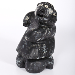Inuit Soapstone Sculpture