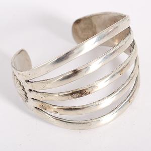 Navajo Split-Shank Bracelet