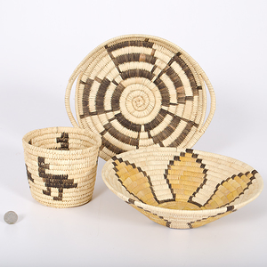 Tohono O'odham Baskets Collected by John S. Boyden, Sr. (1906-1980)