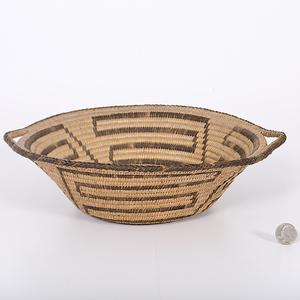 Pima Basket Collected by John S. Boyden, Sr. (1906-1980)