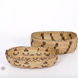 Southwestern Baskets Collected by John S. Boyden, Sr. (1906-1980)