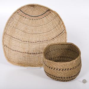 Havasupai and Bannock Baskets Collected by John S. Boyden, Sr. (1906-1980)