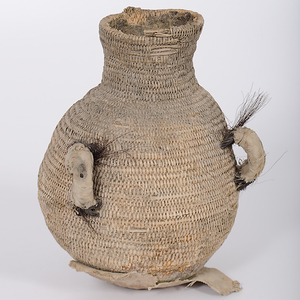 Ute Water Jar Collected by John S. Boyden, Sr. (1906-1980)