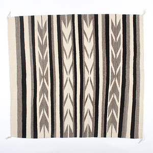 Navajo Eastern Reservation Weaving Collected by John S. Boyden, Sr. (1906-1980)