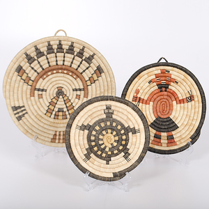 Second Mesa Hopi Plaques From the Collection of Dr. Kent and Karen Vickery, Colorado