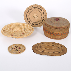 Alaskan, Northwest Coast, and Northern California Baskets From the Collection of Dr. Kent and Karen Vickery, Colorado