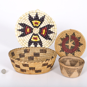 Southwestern Baskets From the Collection of Dr. Kent and Karen Vickery, Colorado
