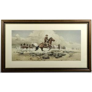 McCarthy Print of John Wayne