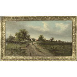Indiana Landscape by William McKendree Snyder,