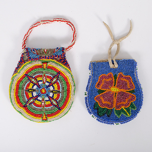 Plains and Plateau Beaded Pouches From the Collection of Dr. Kent and Karen Vickery, Colorado