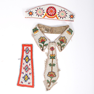 Northern Plains and Plateau Beaded Accents From the Collection of Dr. Kent and Karen Vickery, Colorado