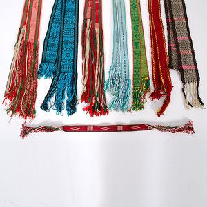 Collection of Pueblo Sashes Plus From the Collection of Dr. Kent and Karen Vickery, Colorado