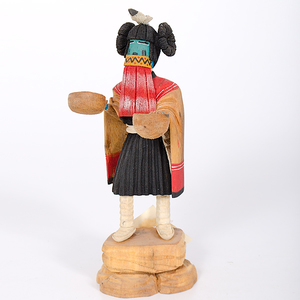Marvin Jim Navajo Hemis Mana From the Collection of Dr. Kent and Karen Vickery, Colorado