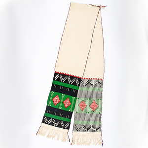 Hopi Brocaded Dance Sash From the Collection of Dr. Kent and Karen Vickery, Colorado