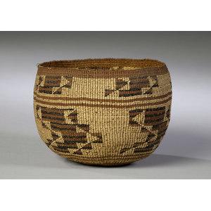 Hupa Basket,