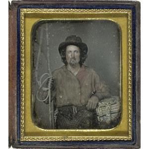 Daguerreotype of Sailor,