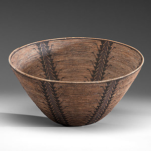 Panamint Basket From the Collection of Jan Sorgenfrei, Ohio