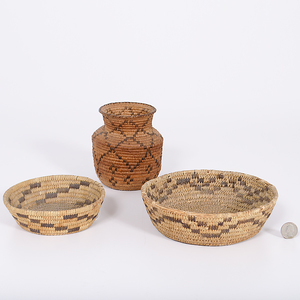 Pima and Tohono O'odham Baskets From the Collection of Jan Sorgenfrei, Ohio