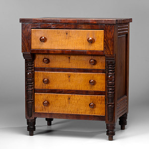 Late Classical Commode Stand
