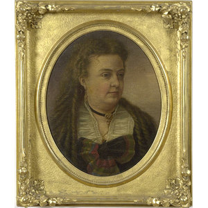 Victorian Portrait of a Lady,
